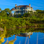 Architectural Photograph of Ocean Course Home on Kiawah Island