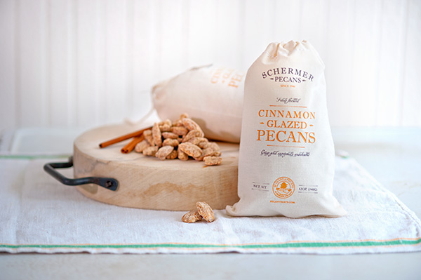 Commercial Product Photography, Schermer Pecans