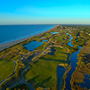 Aerial Photography of the Ocean Course, Kiawah Island
